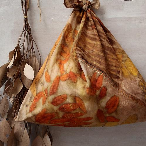Tsunobukuro - (japanese pattern) - horn bag
