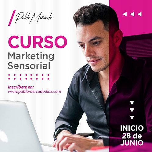 Marketing Sensorial Online 28 de junio al 22 de julio