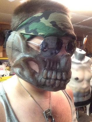 CRC Motocycle Skull Mask