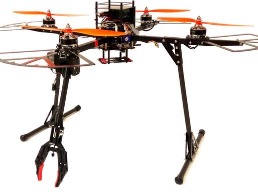 Agile Flugroboter: Der Quanipulator