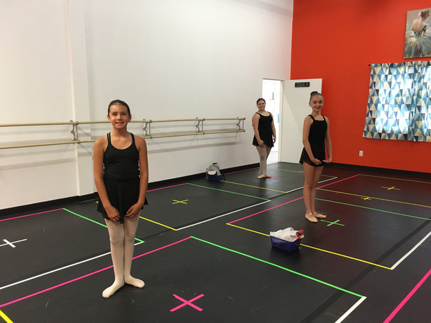 Happy dancers!