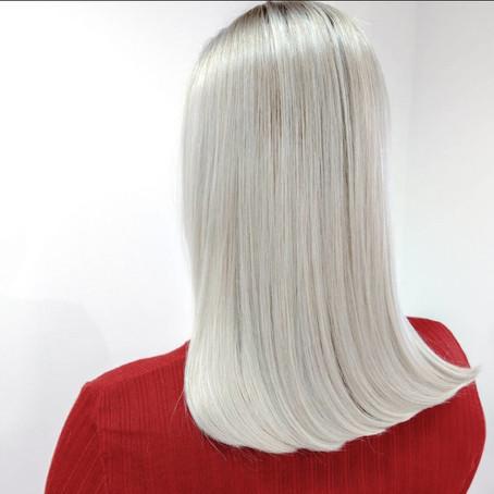 het geheim van platina blond??