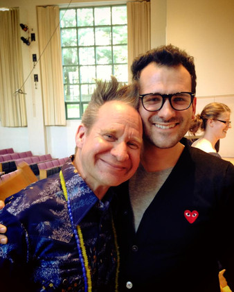 Master Class at Bard College