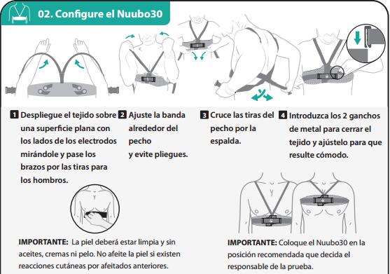 2. Colocacion textil