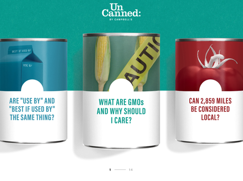 UnCanned by Campbell's