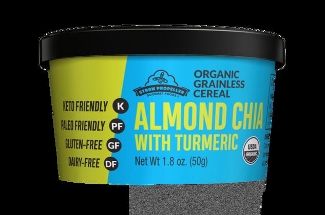 CuGrainless Almond Chia