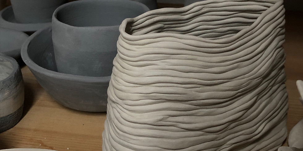 Material Introduction   Clay & Stoneware