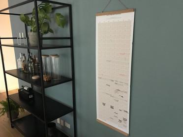 Jose's Calendar