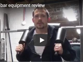 Review of Safety Squat bar from Titan Fitness