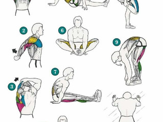 WHEN TO STRETCH