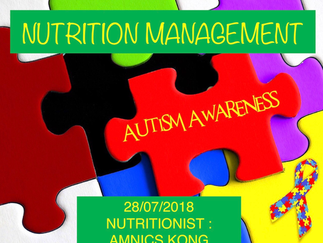 Throwback: Nutrition for Children with Special Needs #2