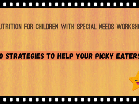 Throwback: 10 Strategies to Help Your Picky Eaters