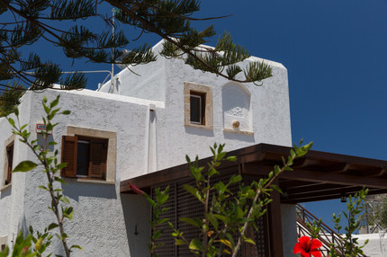 Виллы Крита. Греция