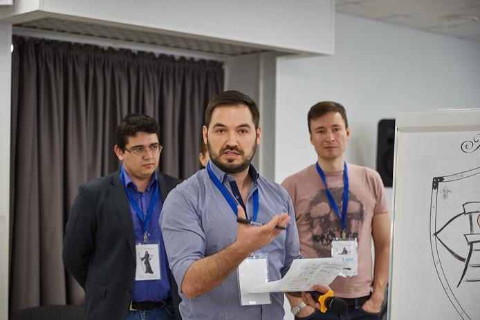 """Управленческий турнир """"Хаос и Порядок"""""""