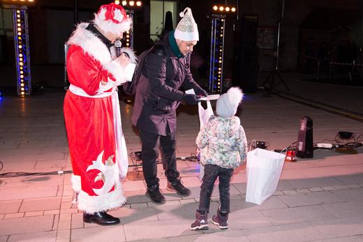 Рождественская ярмарка на Трехгорной мануфактуре