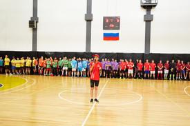 """Чемпионат по мини-футболу компании """"Магнит""""."""