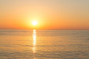 Восход Солнца. Греция, Крит