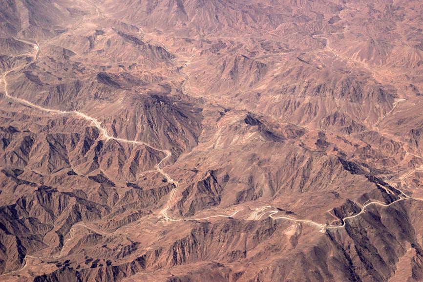 Горная дорога, Оман