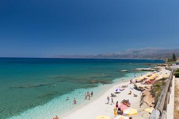 Пляжи Крита. Греция