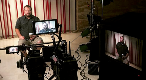 Producer Teddy Lyngaas is standing in.