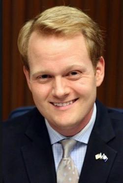 Delegate Chris Hurst