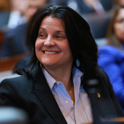 Delegate Dawn Adams