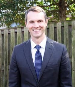 James Walkinshaw, Fairfax County Board of Supervisors