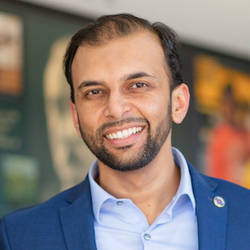 Qasim Rashid, Candidate for  VA 1st Congressional District
