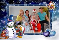 Дед Мороз и Снегурочка Красноярск