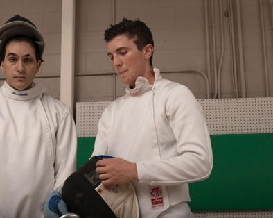 Two Fencers 2014 copy.jpg