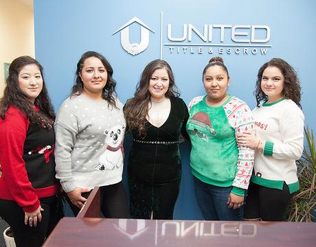 UT&E, meet our team