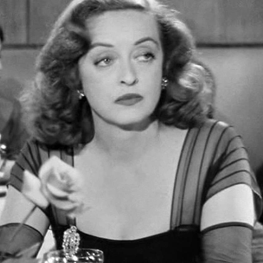 All About Eve  - Behind the Curtain: An Actor's Life - Reception, Film, & Talk