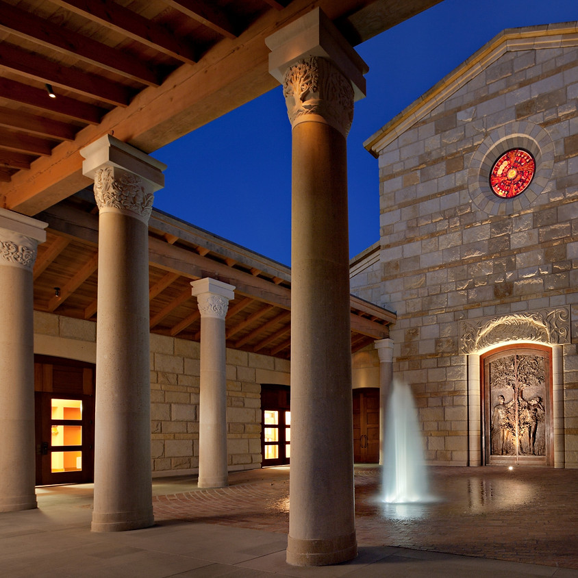 The Art & Design of the Church of the Transfiguration