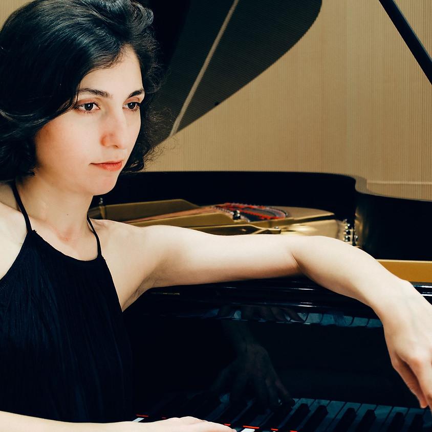Ana Glig and Husband - Four Hands Piano Recital