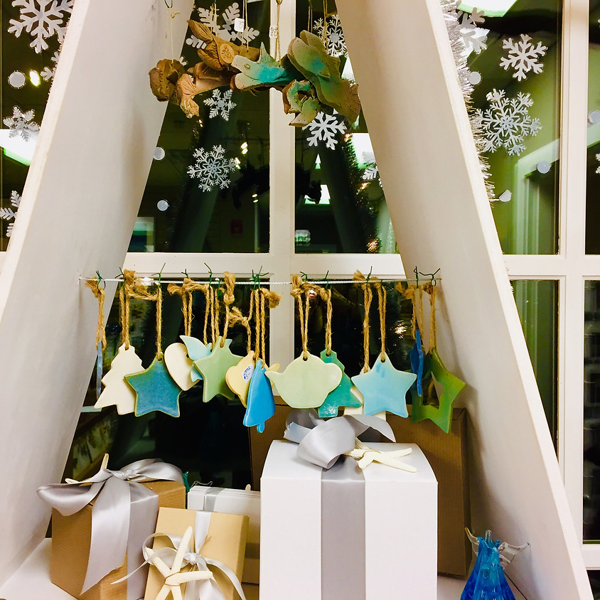 Holiday Gift Fair at the Dennis Stroll
