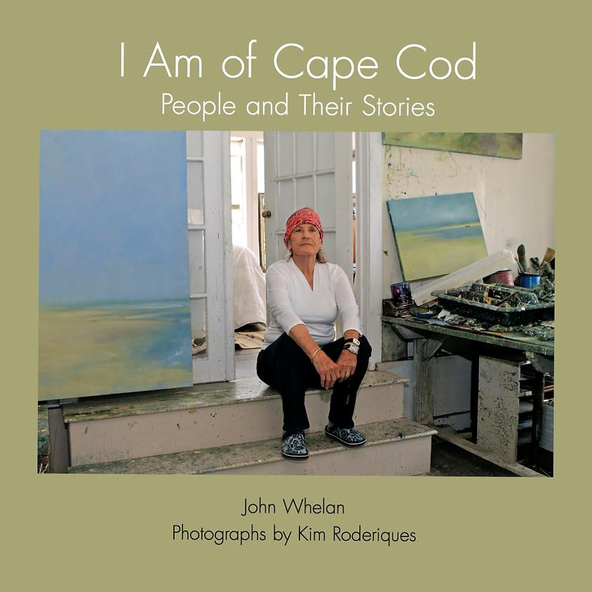 Author & Photographer of I Am of Cape Cod