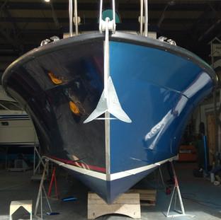 Avery Boat wrap