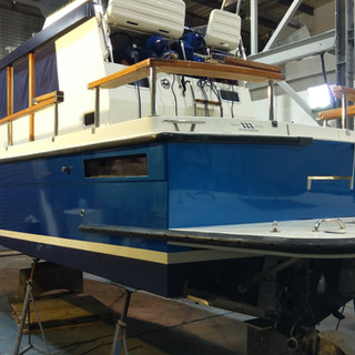 Avery Boat wrap