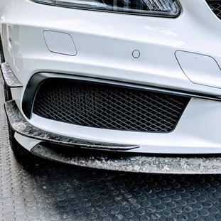 Hexis forged carbon