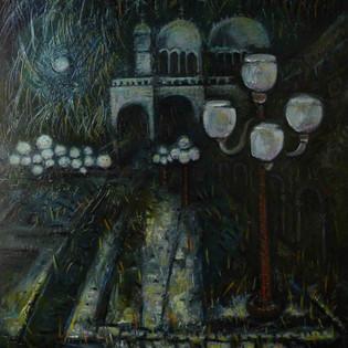 Venice night, storia arte cultura