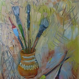 Brushes and floats, le passioni arricchiscono la vita