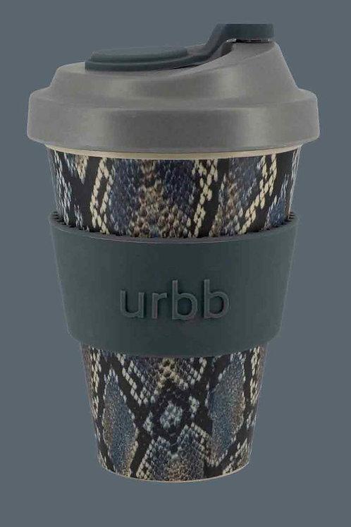 limited edition   reusable coffee cup   snake   urbb   safari