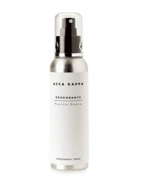 Acca Kappa | White Moss Natural Spray Deodorant