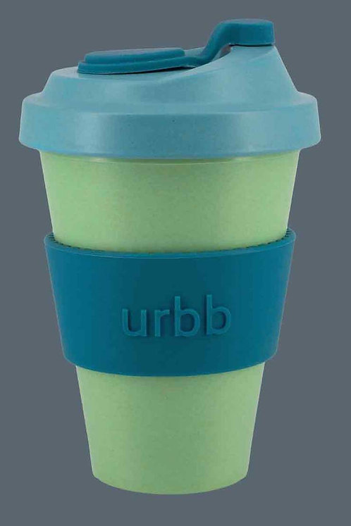 reusable coffee cup | bamboo | belize | urbb