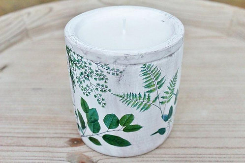 Non scented Candle