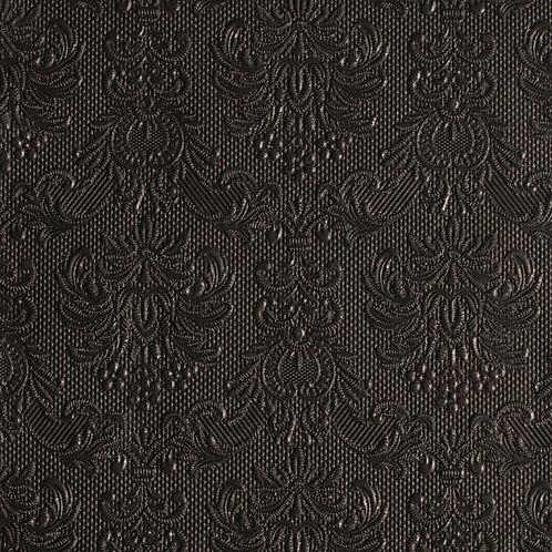 Ambiente Serviettes | Elegance Black