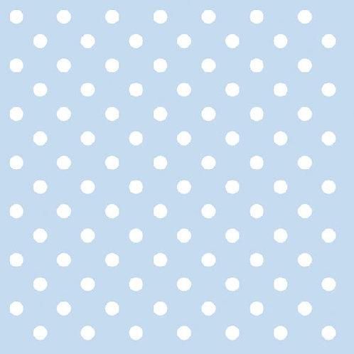 Ambiente Serviettes | Pastel Dot Blue