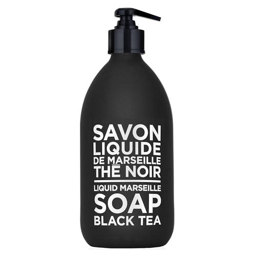 Campagnie De Provence | Black Tea Liquid Soap | 500ml