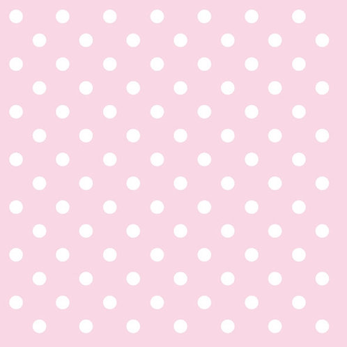 Ambiente Serviettes | Pastel Dot Rose