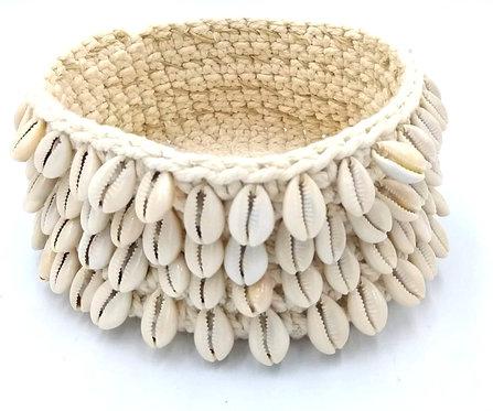 Cloris Shell Holder Large | Natural